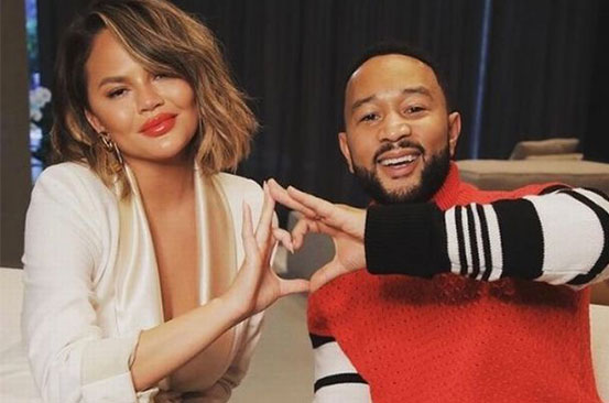Chrissy Teigen 'gave herself permission to feel complete & utter grief' after losing baby