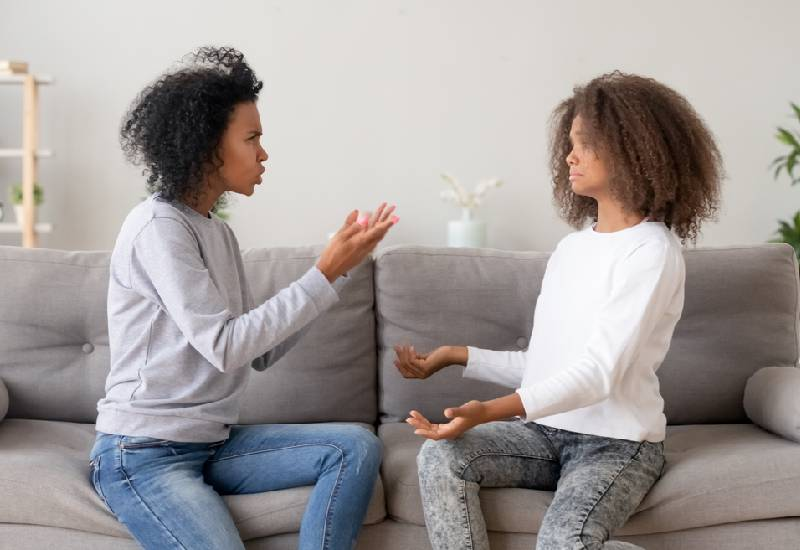 Confessions: My teenagers are rude and bad tempered, how do I handle them?