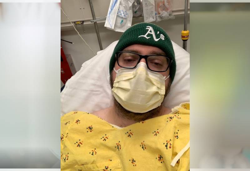 Coronavirus patient says it 'feels so different' to flu and what to look out for
