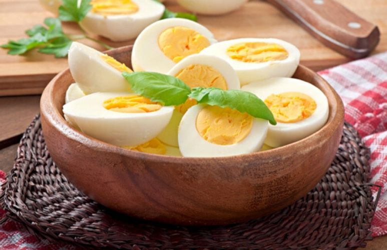 Easy recipe: How to make hard-boiled eggs