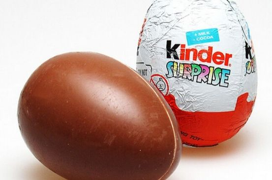 Fan exposes Kinder Egg secret - and it has blown people's minds