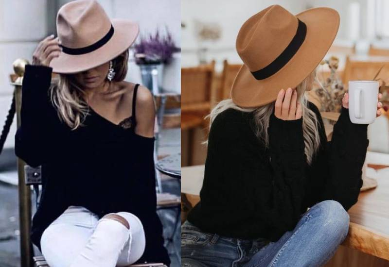 #Fashiontips: Have you joined the fedora hat frenzy?