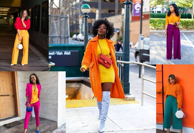 #FashionTips: How to colour block an outfit in five basic steps