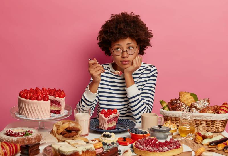 Five steps to help you curb emotional eating