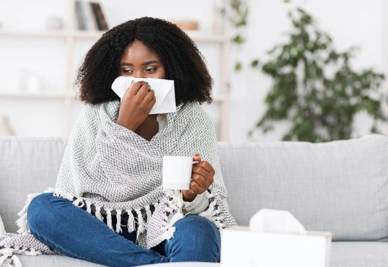 Five things to try when your allergies are out of control