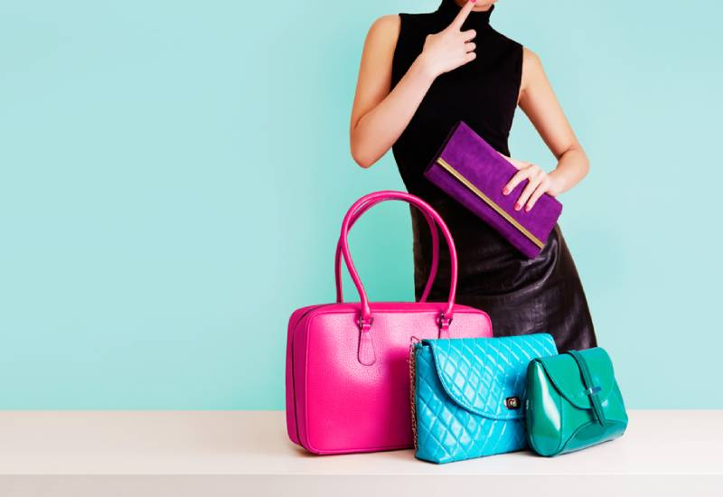 Five types of bags every lady should own