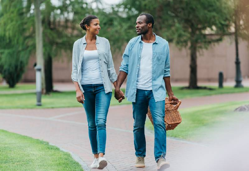 Five ways to build a better friendship with your spouse