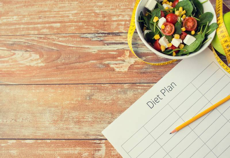 Four best diets to lose weight and improve your health