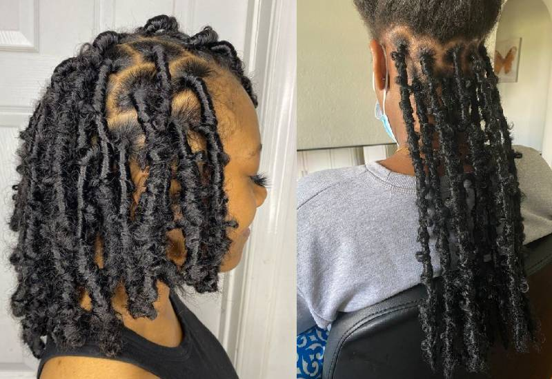 Hair trends: Everything you need to know about the butterfly locs