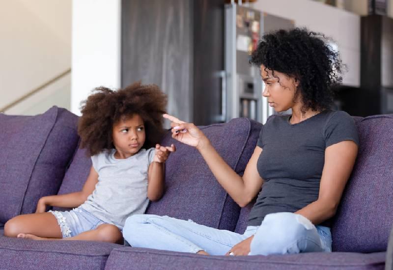 Handling challenging behaviour in children