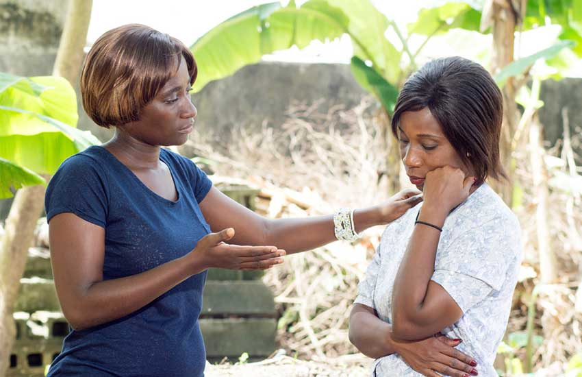 How to console someone who has had a miscarriage