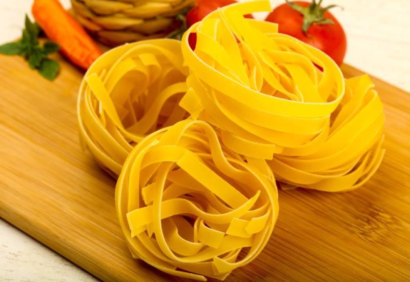 Ingredient of the week: Fettucine pasta