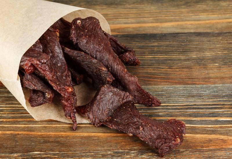 Ingredient of the week: Aliya (Beef jerky)