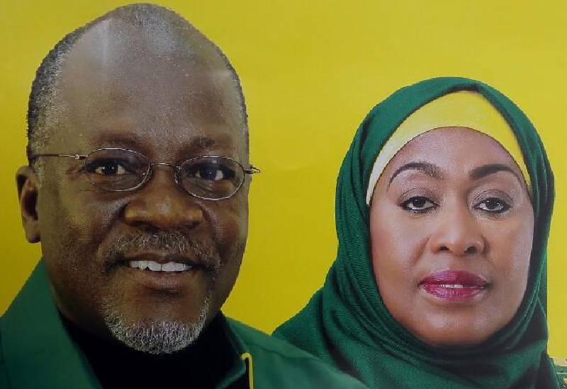 Interesting facts about Tanzania's Vice President Samia Suluhu Hassan