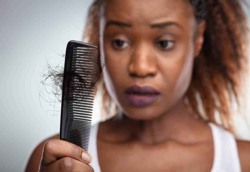 Is your natural hair turning brown? This is why