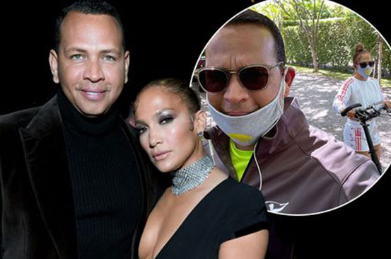 Jennifer Lopez and Alex Rodriguez required therapy to 'help relationship in pandemic'