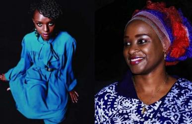 Tv presenter Kanze Dena sends heartfelt message to Njambi Koikai as she's readmitted to hospital