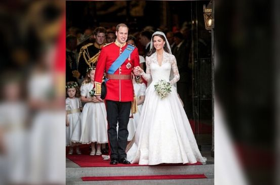 Kate Middleton and William's romantic anniversaries - from home-cooked meals to sweet gifts