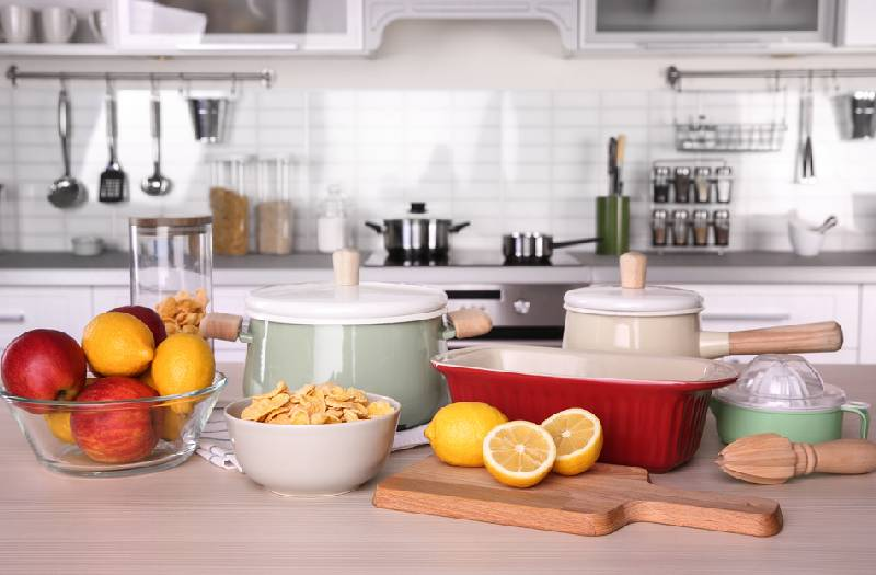 Kitchenware pieces you shouldn't miss