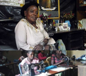 Meet Angelina Nandwa: The woman giving teen single mothers a future of hope