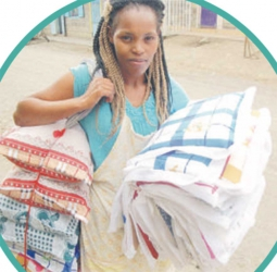Meet the lady who started hawking items you never knew you'd need while on the road