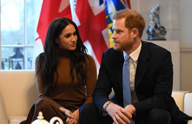 Meghan Markle and Harry 'self-isolating' with Duke feeling 'helpless' about Queen