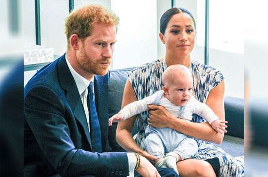 Meghan Markle sacked Archie's nanny after two days following 'incident during the night'