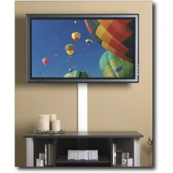 Mount your TV without visible wires