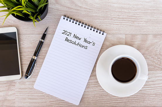 New year's resolutions: How to hold yourself accountable