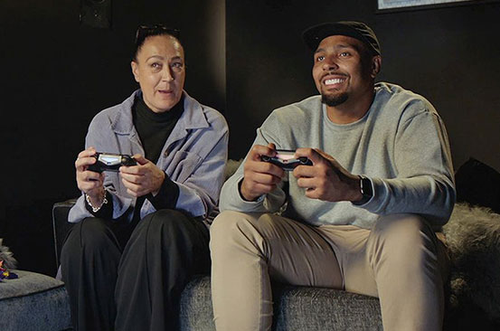 Parents spend extra five hours playing video games to connect with their children