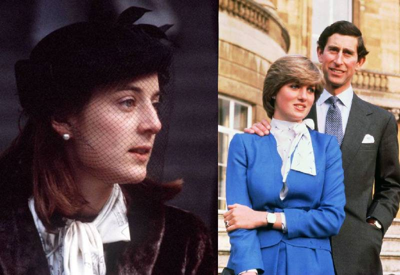 Prince Charles proposed to a different woman before Diana but she rejected him