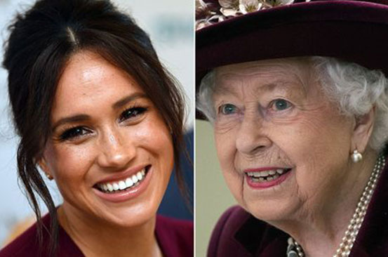 Queen's 'mistake' on day out with Meghan Markle could have changed duchess' royal future