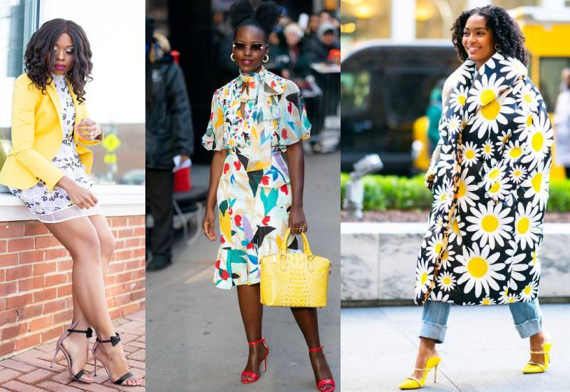 Rules to consider when putting on florals