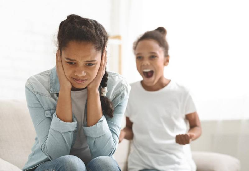 Seven ways to help a child cope with anger