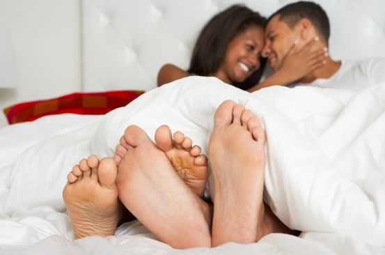 Six minutes before intimacy are the most crucial part for pleasure, claim experts
