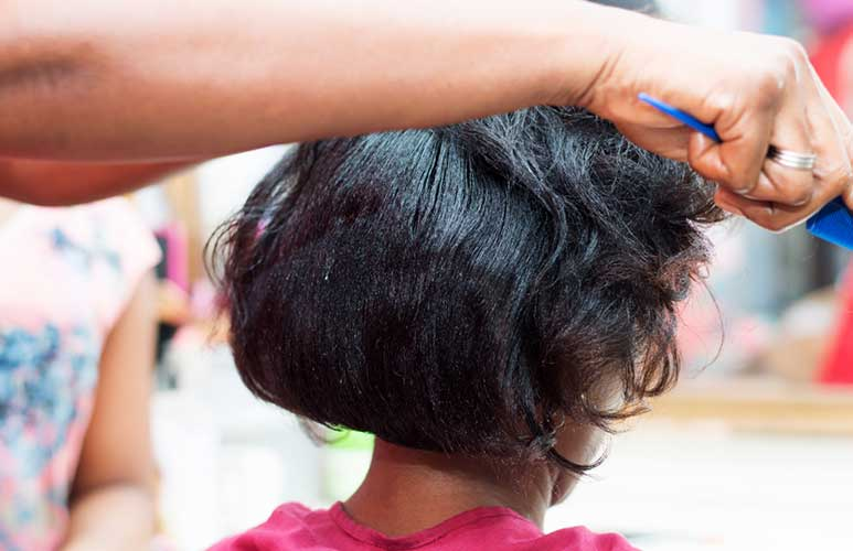Six remedies for dry hair
