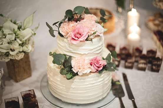 The secret meaning of wedding cakes