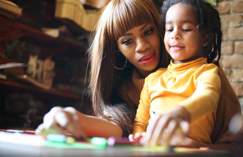 Six ways to develop your child's confidence