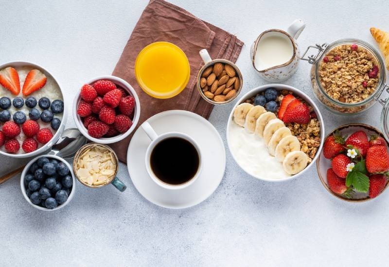 The best foods to eat in the morning