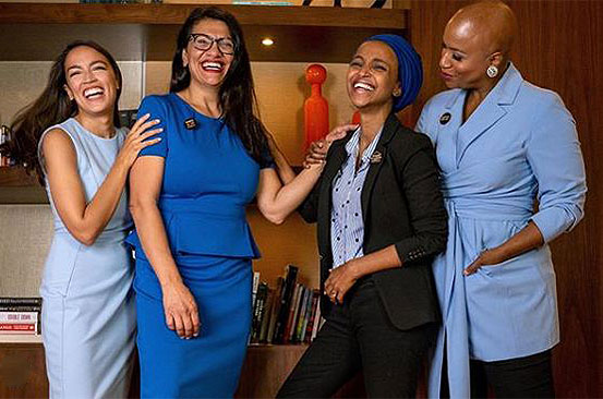 'The squad' re-elected: Women who won in the US election