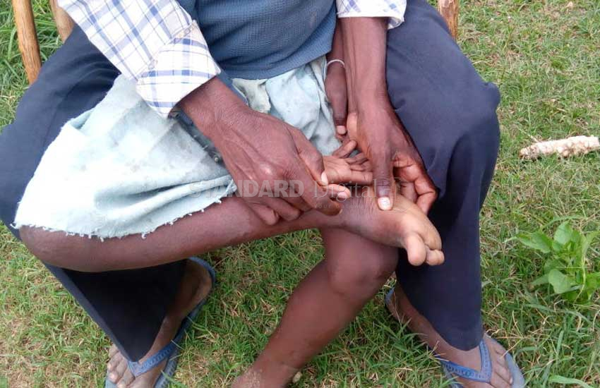 Botched jabs: Busia County to compensate families of children paralyzed by toxic vaccine