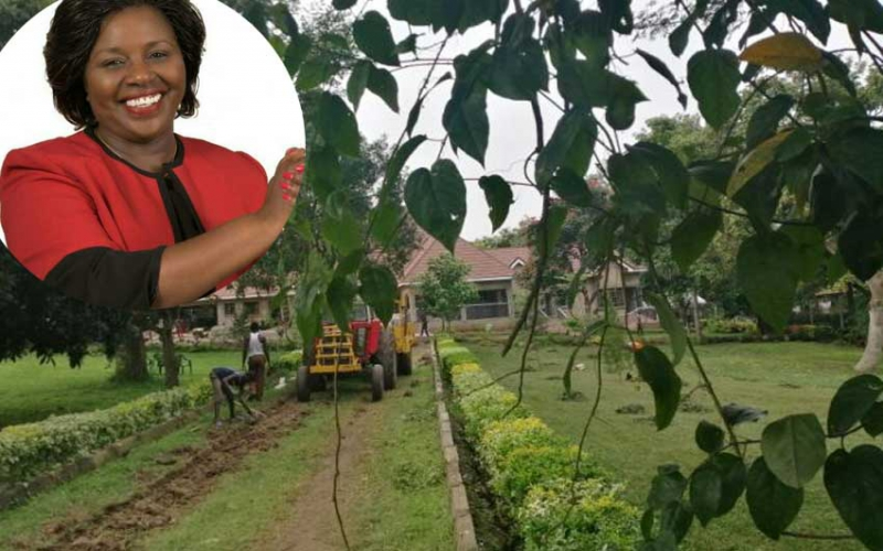 Dr Joyce Laboso to be laid to rest at her matrimonial home