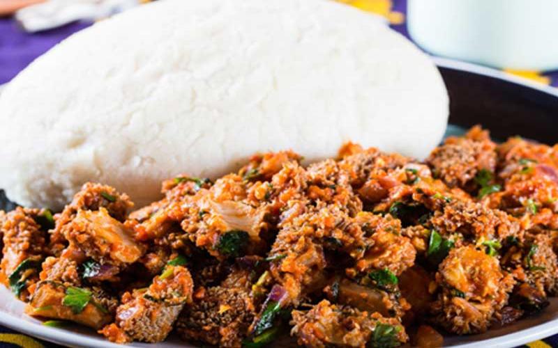 Easy meals under Sh500: Matumbo + Ugali