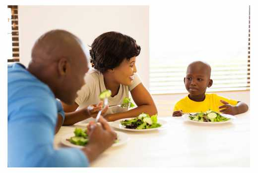 Five signs your child has food sensitivity