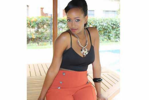 Glamorous Janet Mbugua setting trends as she flaunts growing baby bump