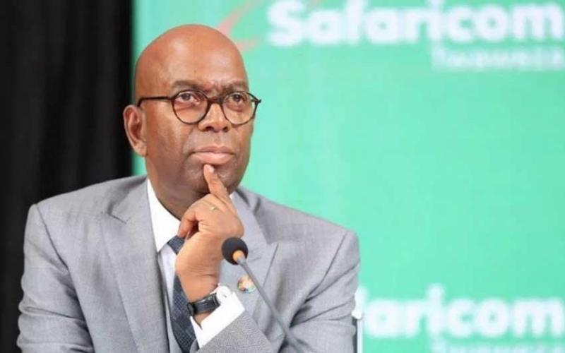 He made motherhood easy: Safaricom employee's moving tribute to Bob Collymore