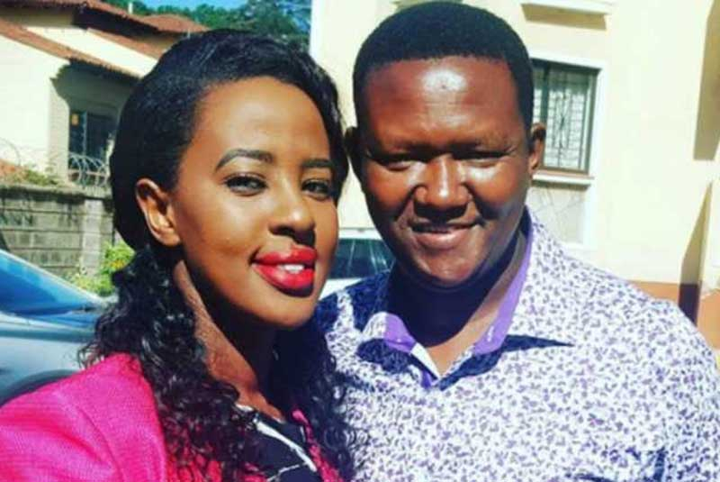 Here is why we are gushing over Alfred Mutua's message to his wife on her birthday
