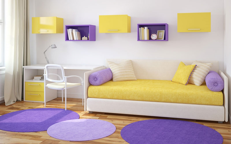 Home style: Decorating with the complimentary colour wheel