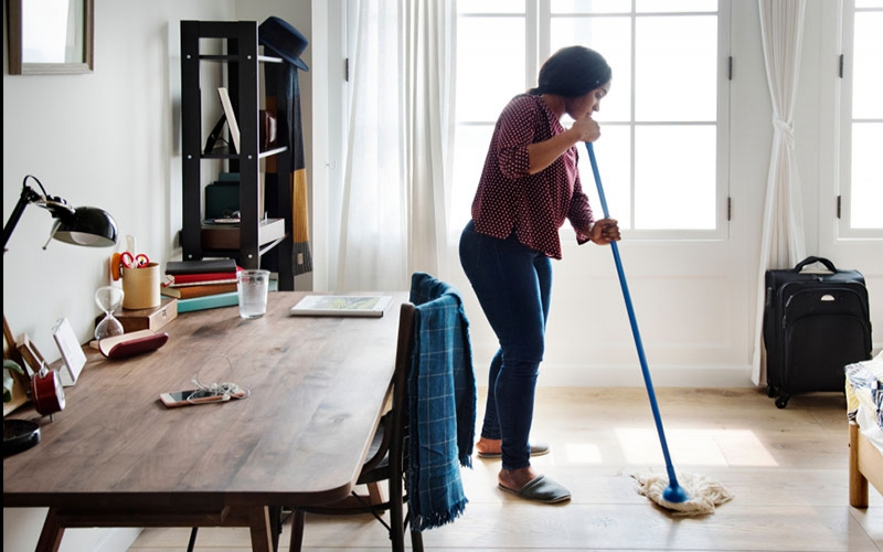 Home style: Four essentials for a cleaner home