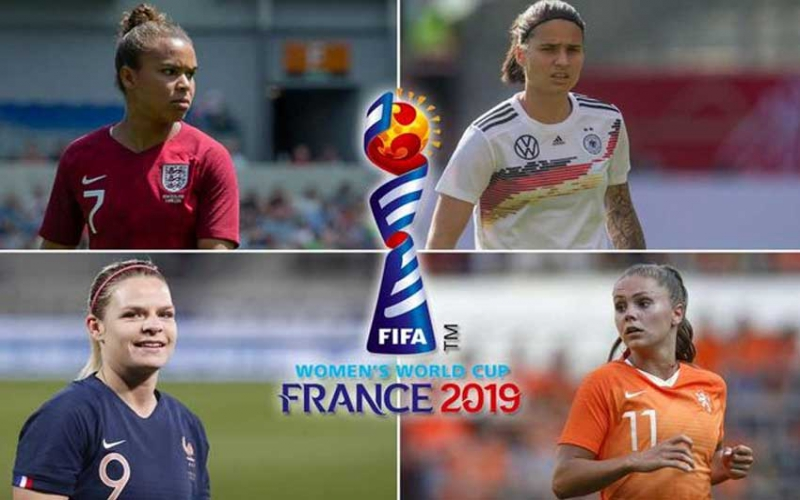How teams at the Women's World Cup compare to their male counterparts